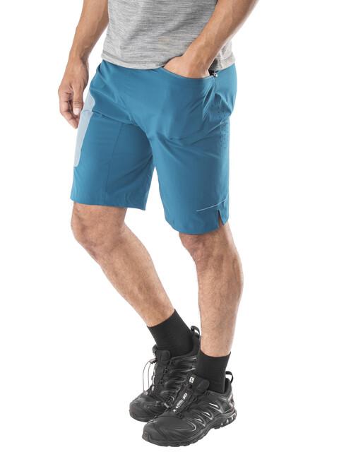 Millet LTK Speed - Shorts Homme - jaune/bleu